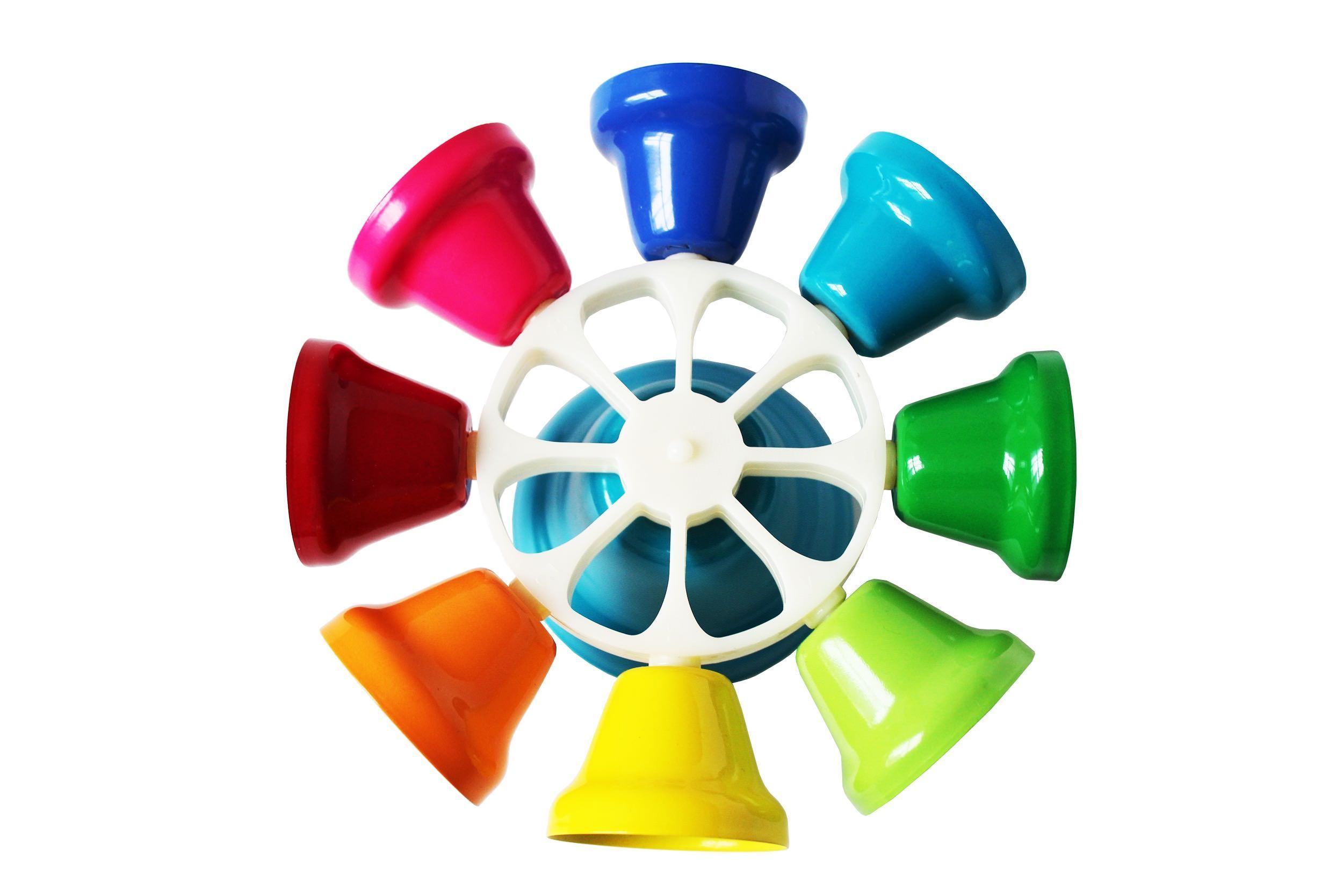 Alternate Rainbow Spinning Bells image 0