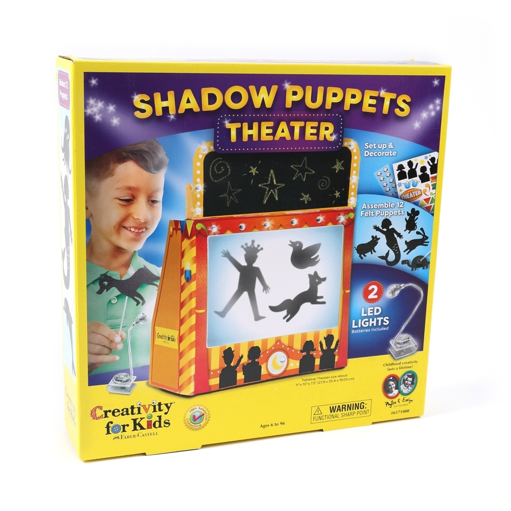 Main Shadow Puppets Theater Kit image