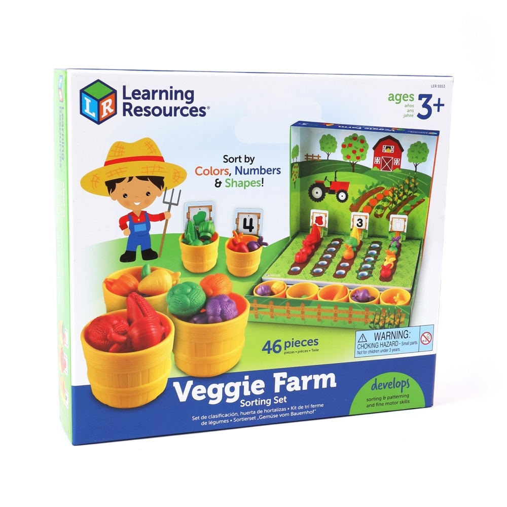 Main Veggie Farm Sorting Set image