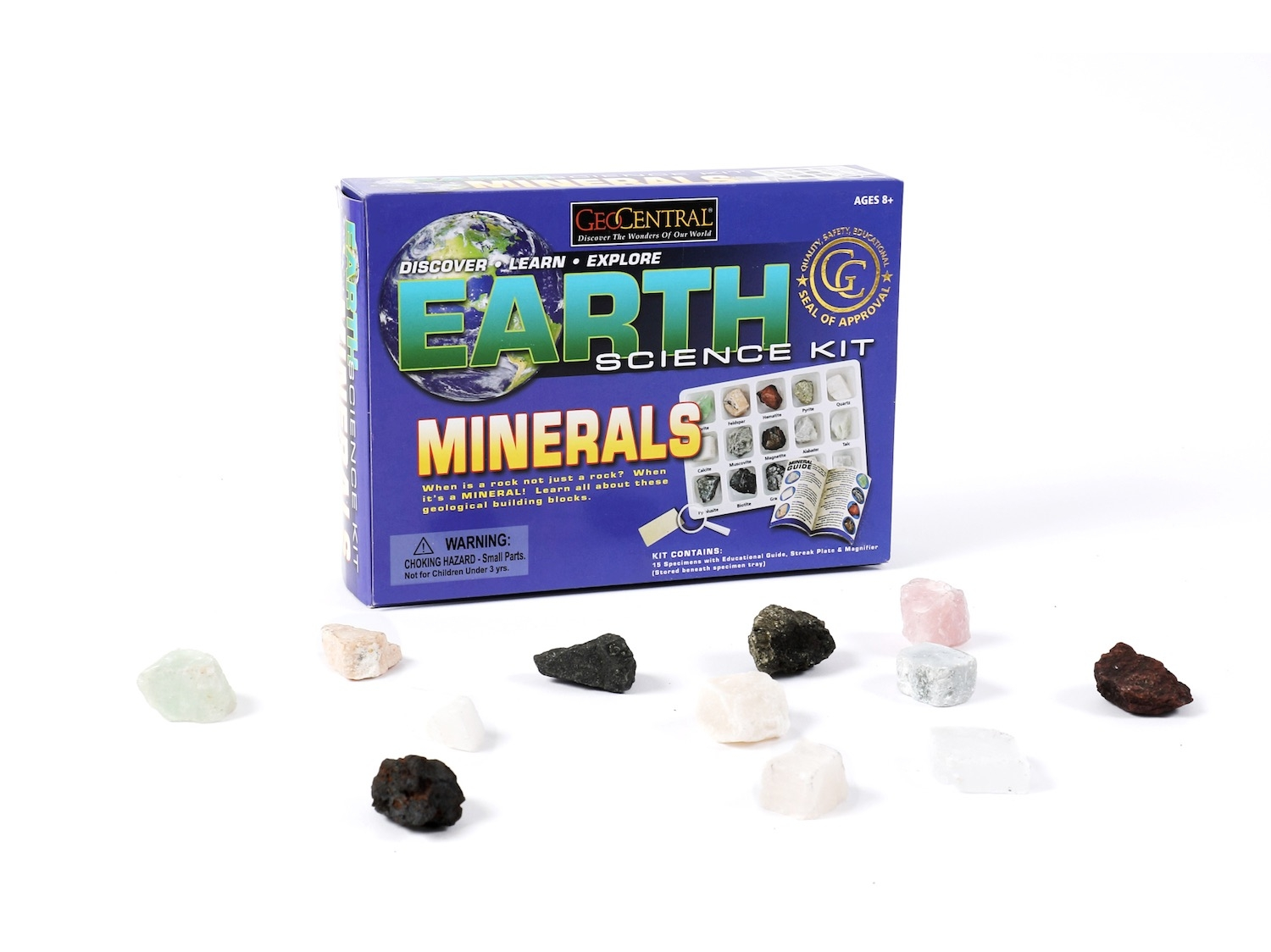 Alternate Earth Science Kit image 0