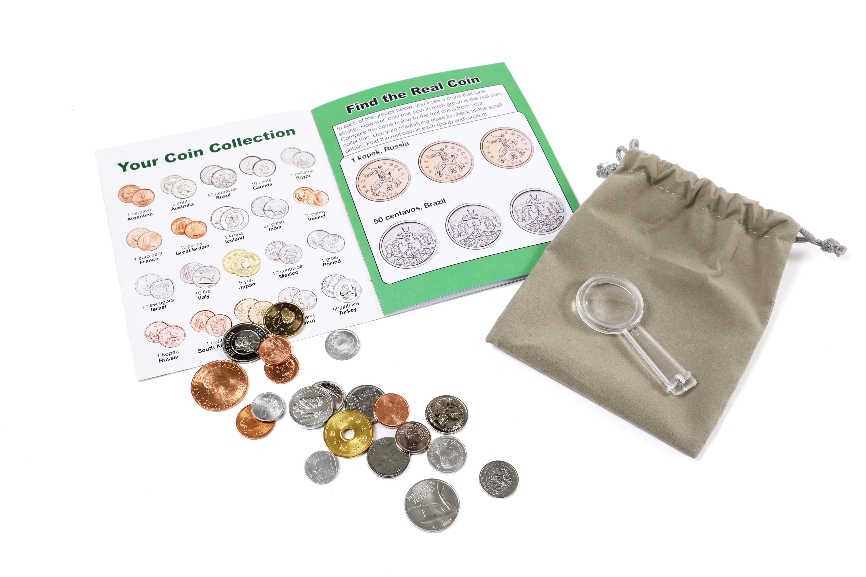 Alternate World Coin Collection image 0