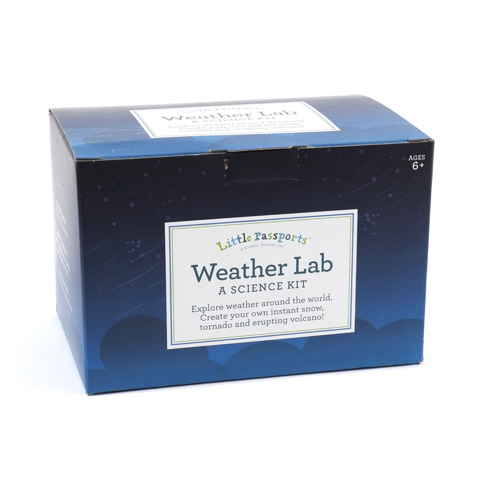 Alternate Weather Lab Science Kit image 3