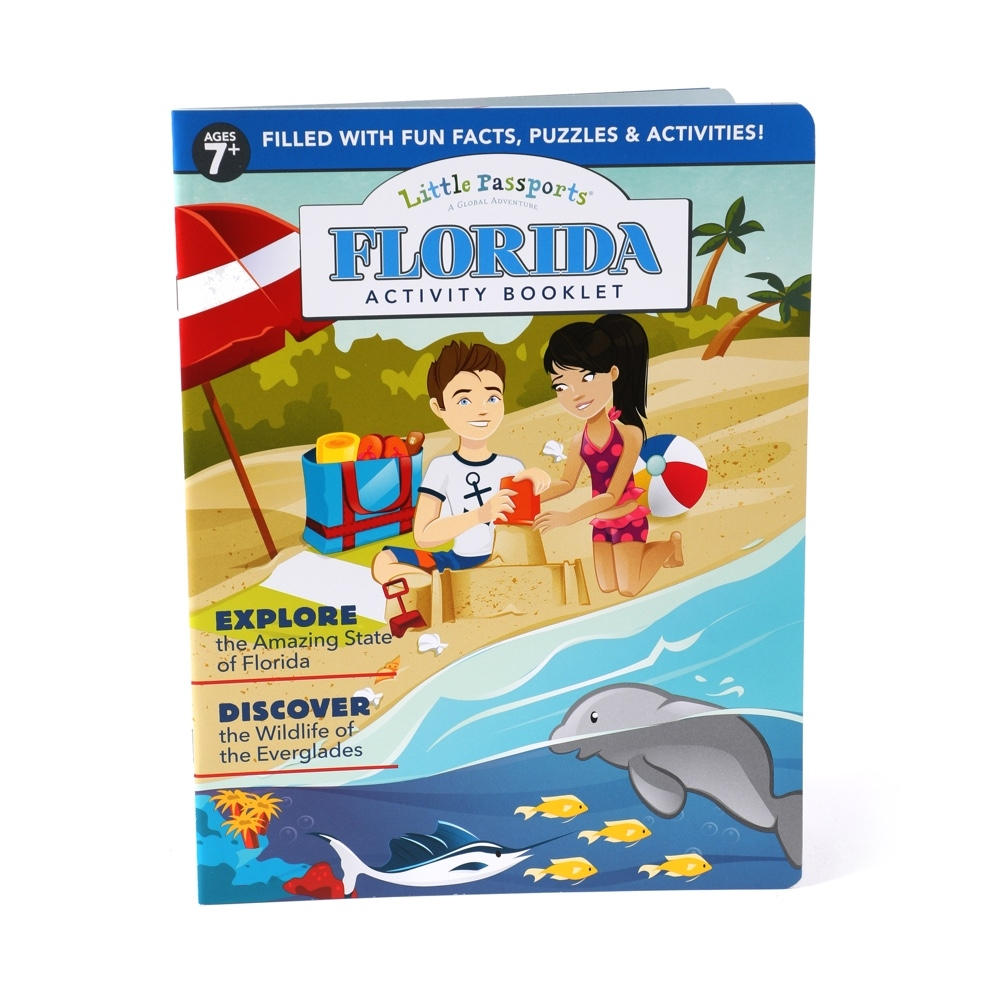 Main Florida Activity Booklet image