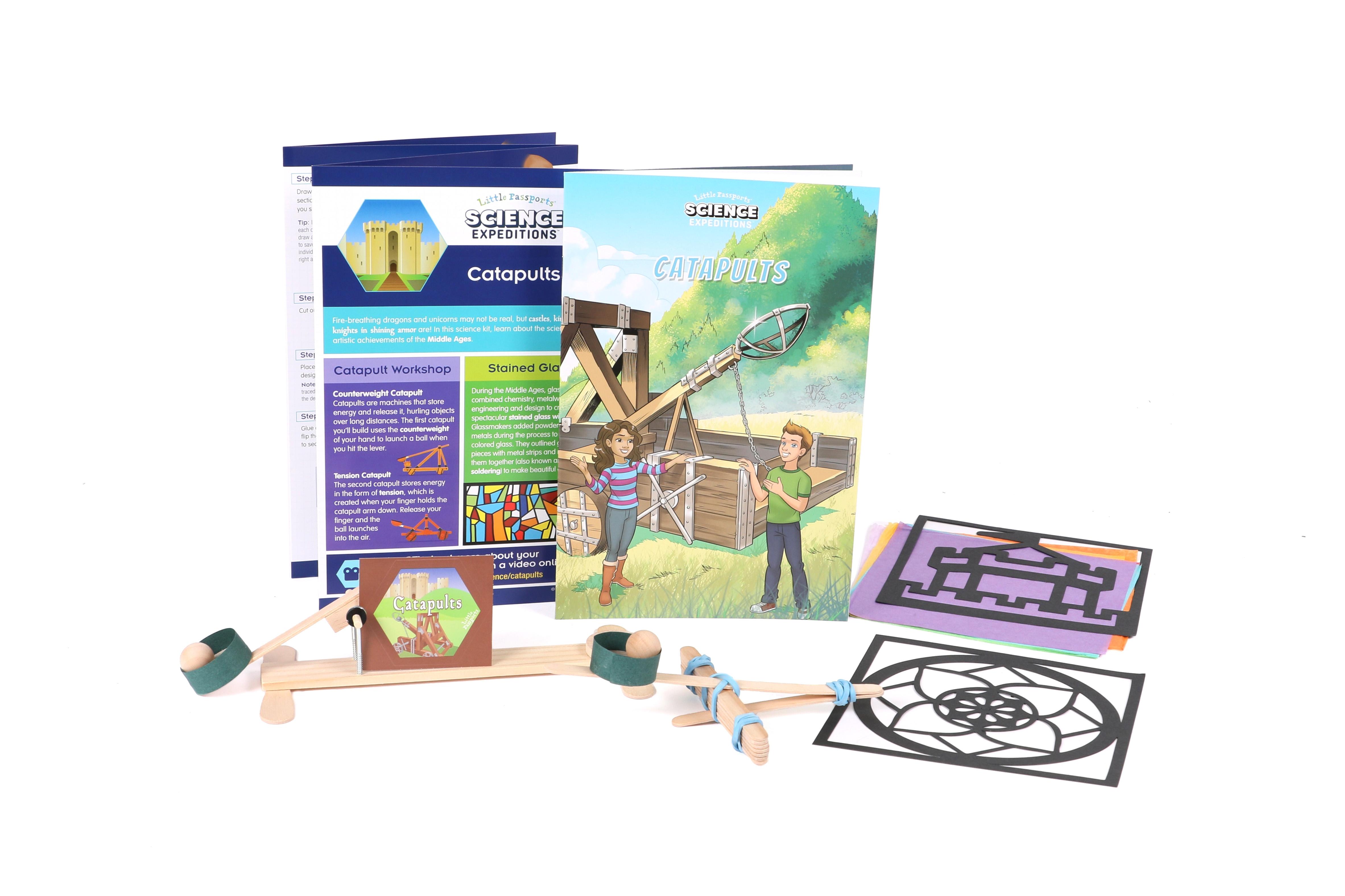 Alternate STEM Live Action Pack image 2