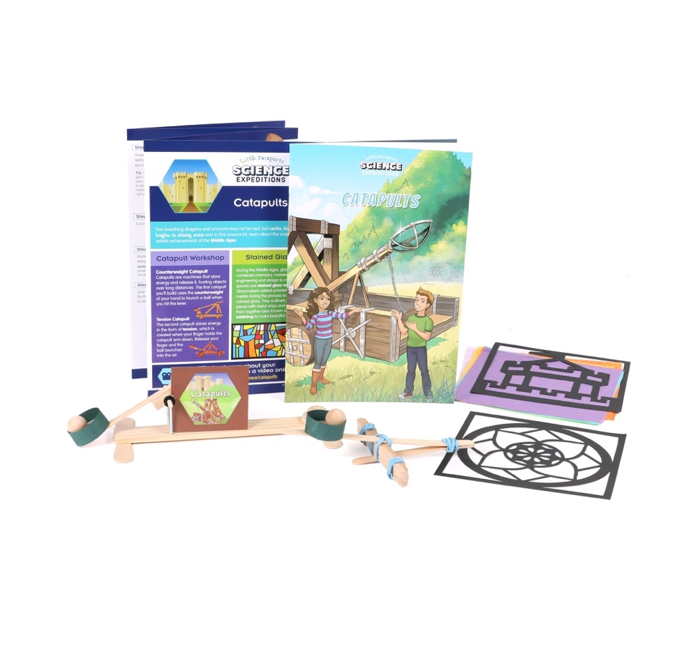 Main STEM Catapults Kit image