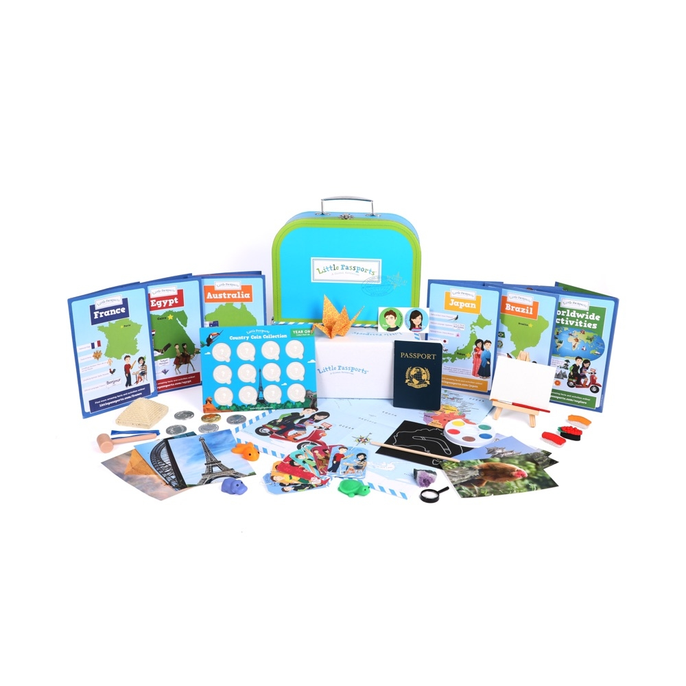Shop | Monthly Subscription Boxes and Gifts for Kids | Little Passports