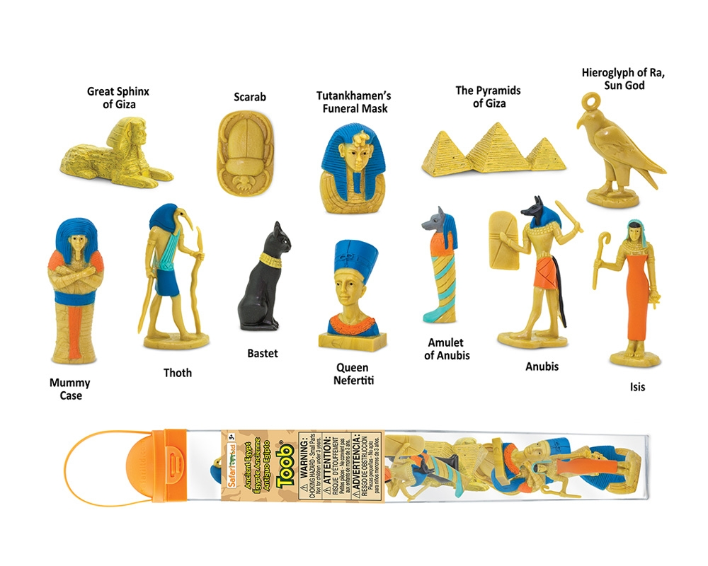 Alternate Egypt Mini Toys TOOB image 0