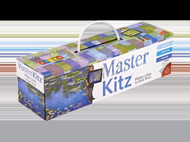 Water Lilies Master Kitz