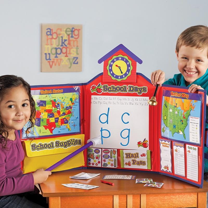 Alternate Pretend & Play School Set  image 1