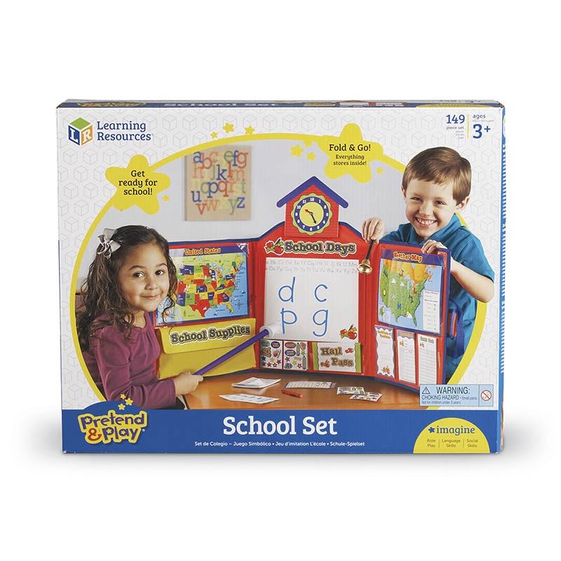 Pretend & Play School Set