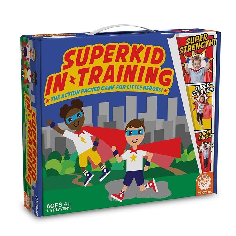 SuperKid in Training Set