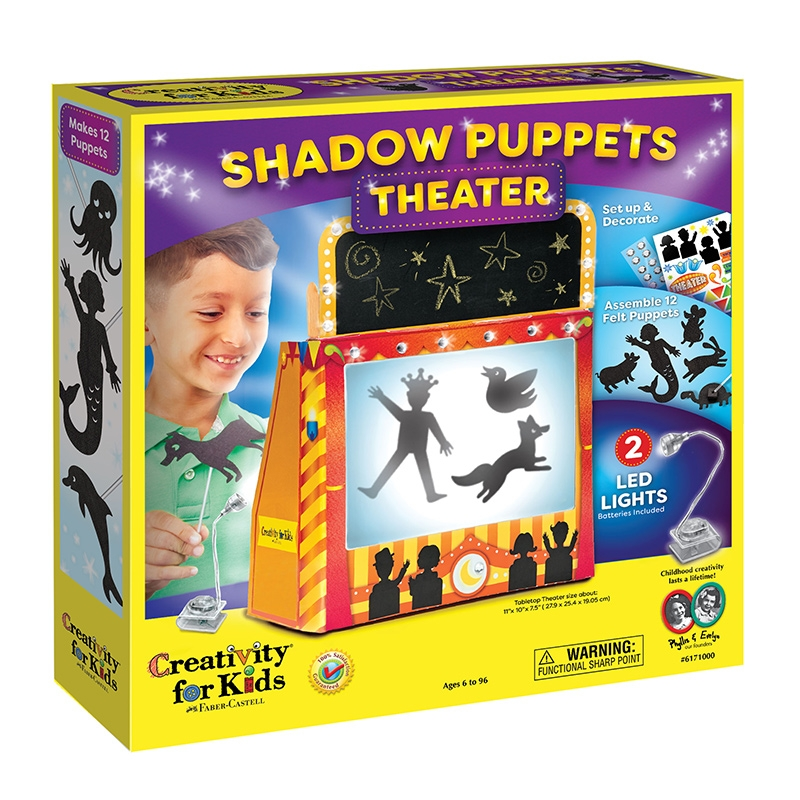 Shadow Puppets Theater Kit