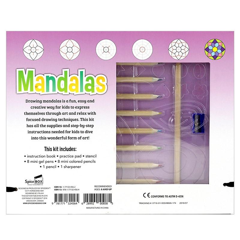 Alternate Mandalas Kit image 1