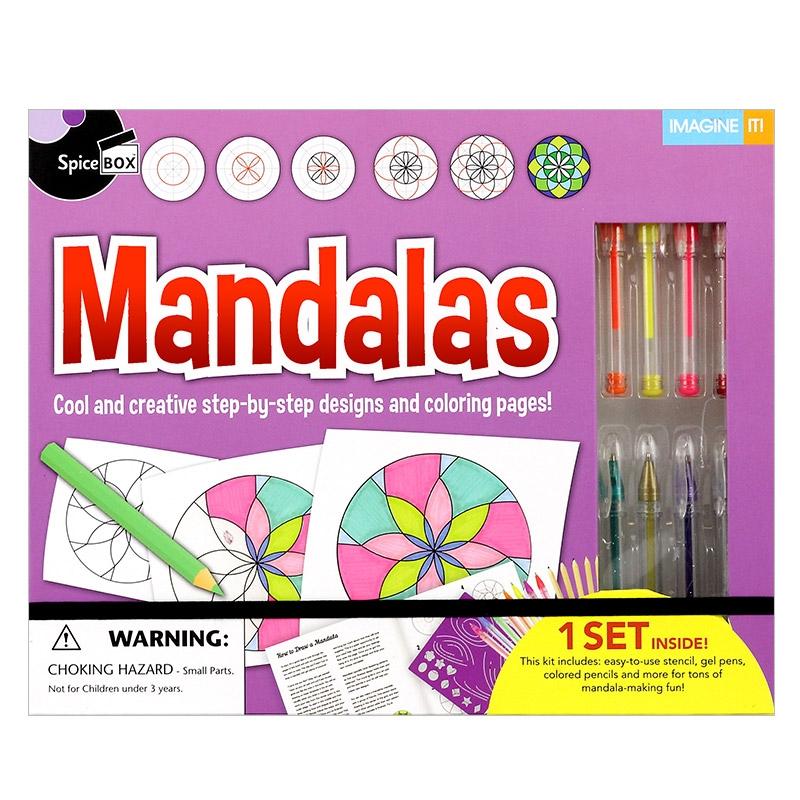 Mandalas Kit