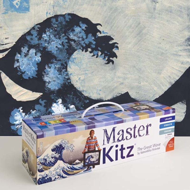Great Wave Master Kitz
