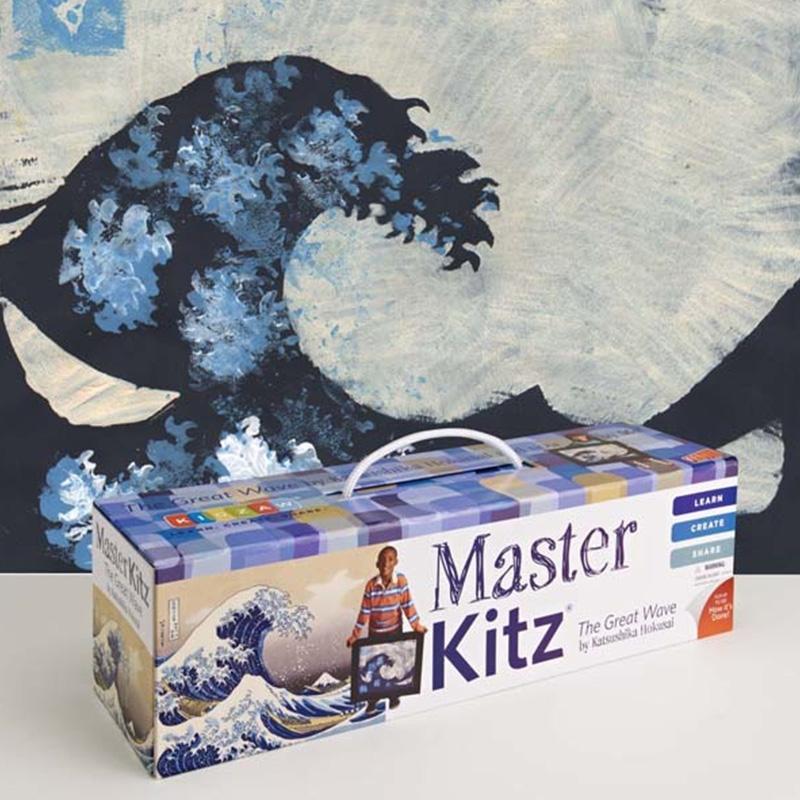 Alternate Great Wave Master Kitz image 1