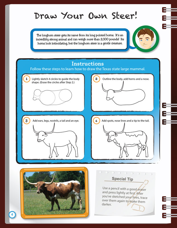 Alternate Texas Activity Booklet image 2