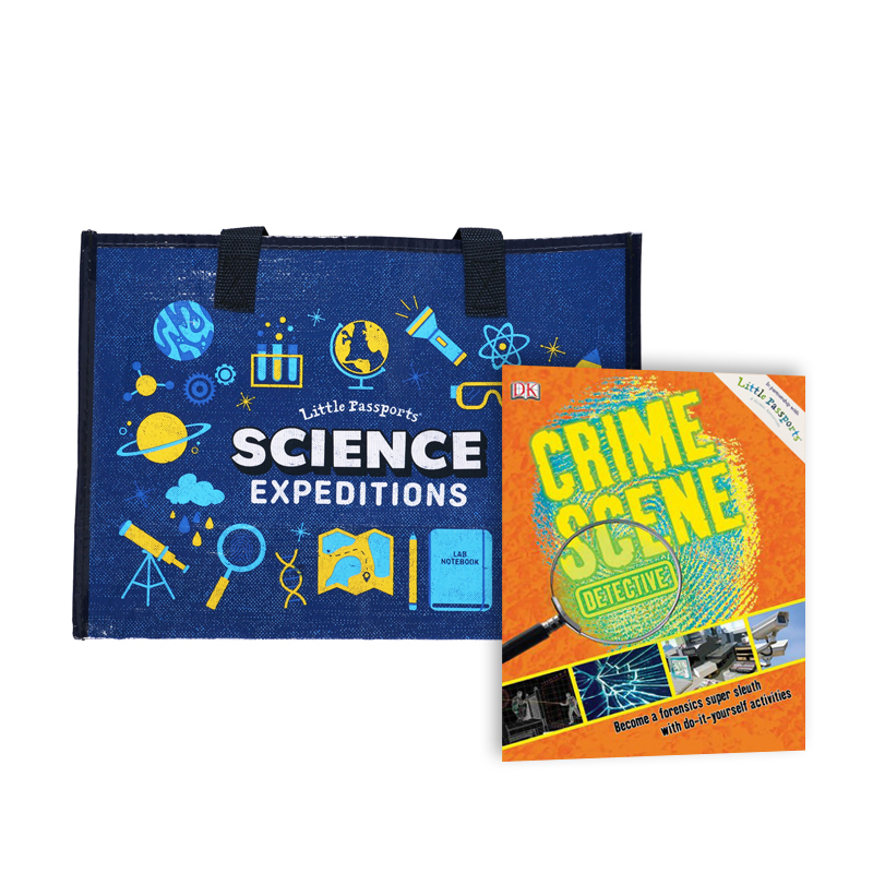 Science Expeditions Premium array