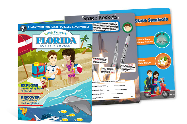 Florida Activity Booklet