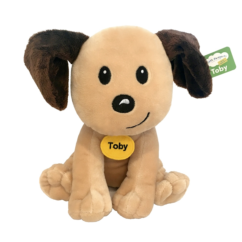 "Large 11"" Toby Plush"