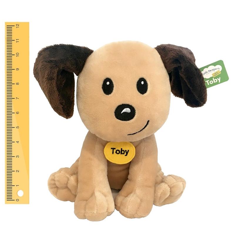 """Alternate Large 11"""" Toby Plush image 0"""