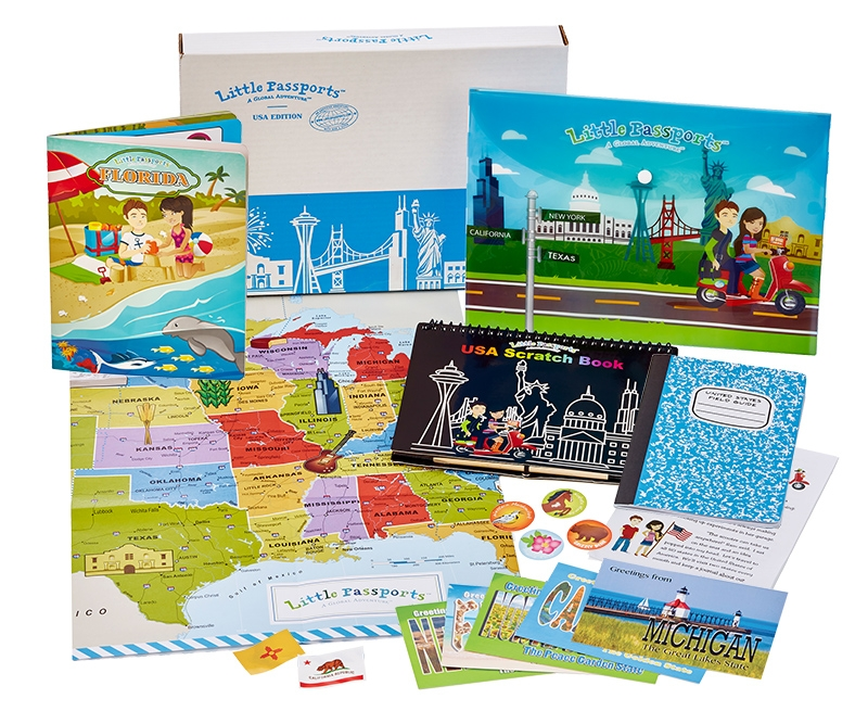 Shop All Little Passports Educational Subscriptions, Toys, and Games