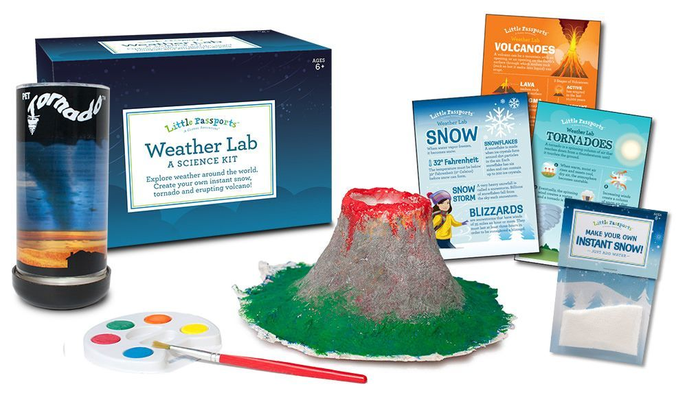 Weather Lab Science Kit