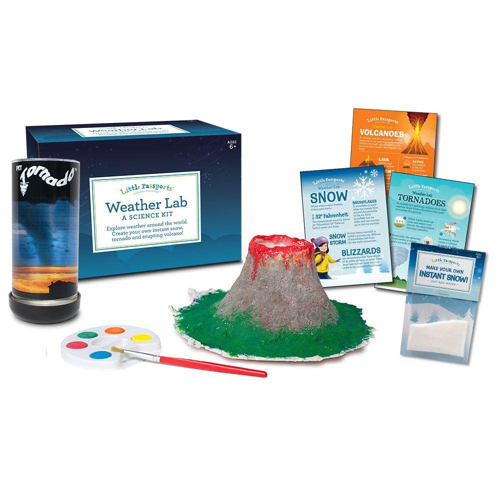 Weather Lab Science Kit