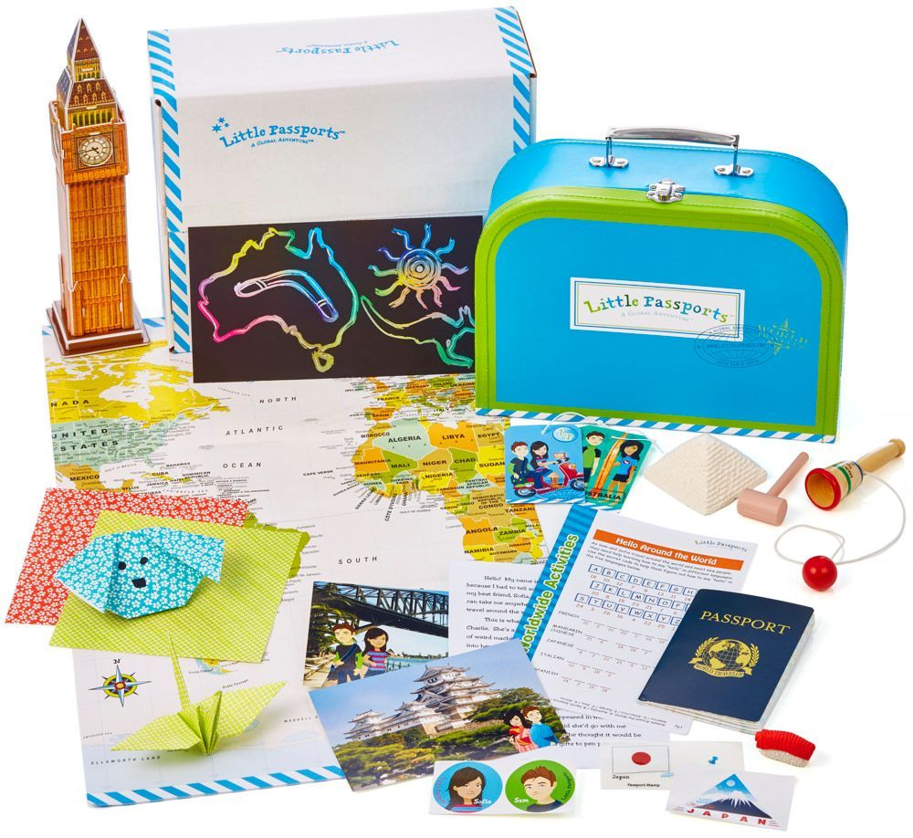 World Edition subscription for kids