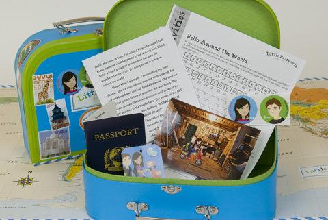 Little Passports Explorer Kit