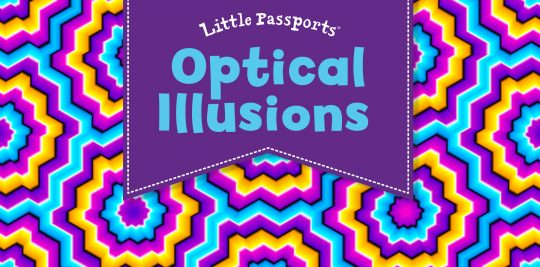 Optical Illusions: Activities for Kids