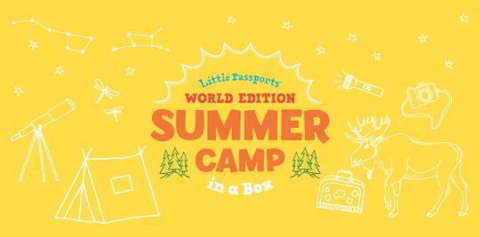 World Edition Summer Camp