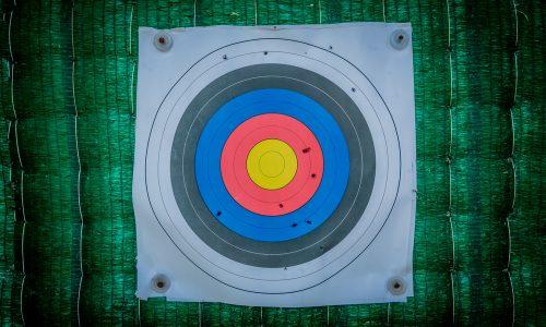Play squirt gun archery at your Little Passports summer games
