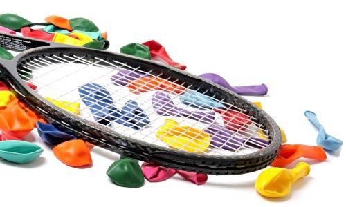 Play balloon tennis at your Little Passports summer games