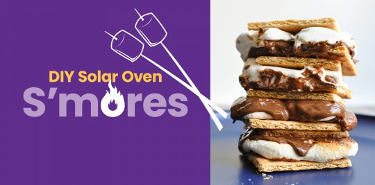Make s'mores with a DIY solar oven with this activity from Little Passports