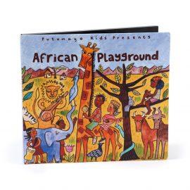 African Playground CD Image