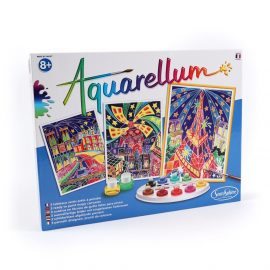 Aquarellum Parisian Painting Kit Image