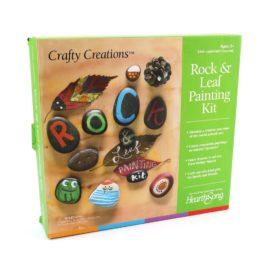 Rock & Leaf Painting Kit Image