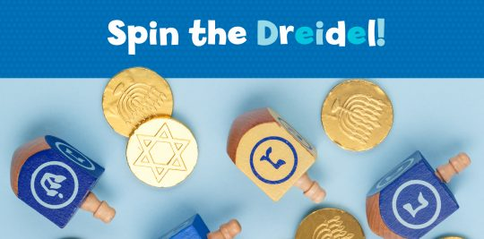 Celebrate Hanukkah with this printable activity for kids from Little Passports