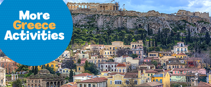 Explore more Greece activities with Little Passports' country page