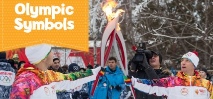 Learn about the Olympic symbols with Little Passports