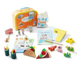 Assorted Early Explorers kits