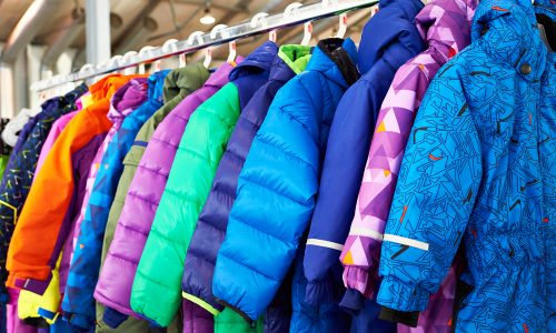 Serve your community by collecting coats to donate