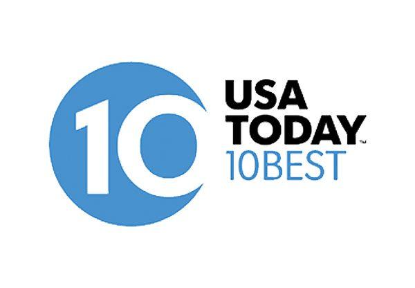 USA Today 10 Best logo