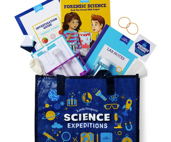 Science Expeditions Month 1 contents
