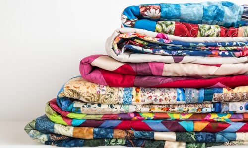 Serve your community by making or donating blankets
