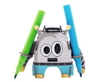 Science Junior robot