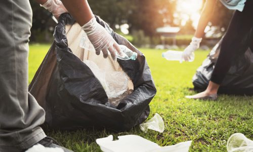 Serve your community by cleaning up your neighborhood and parks