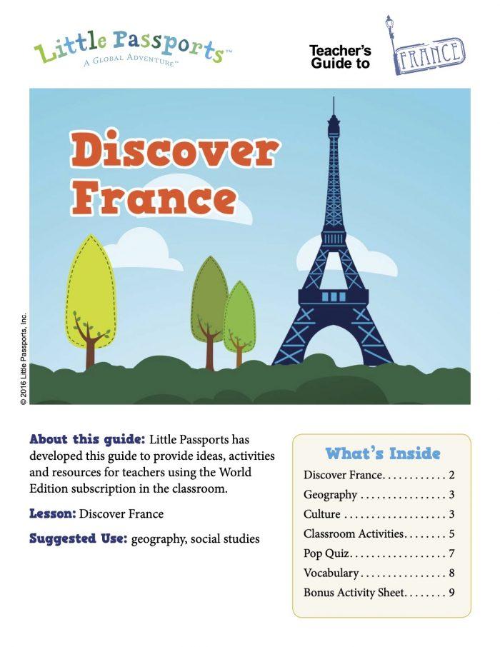 France-Teacher-Guide