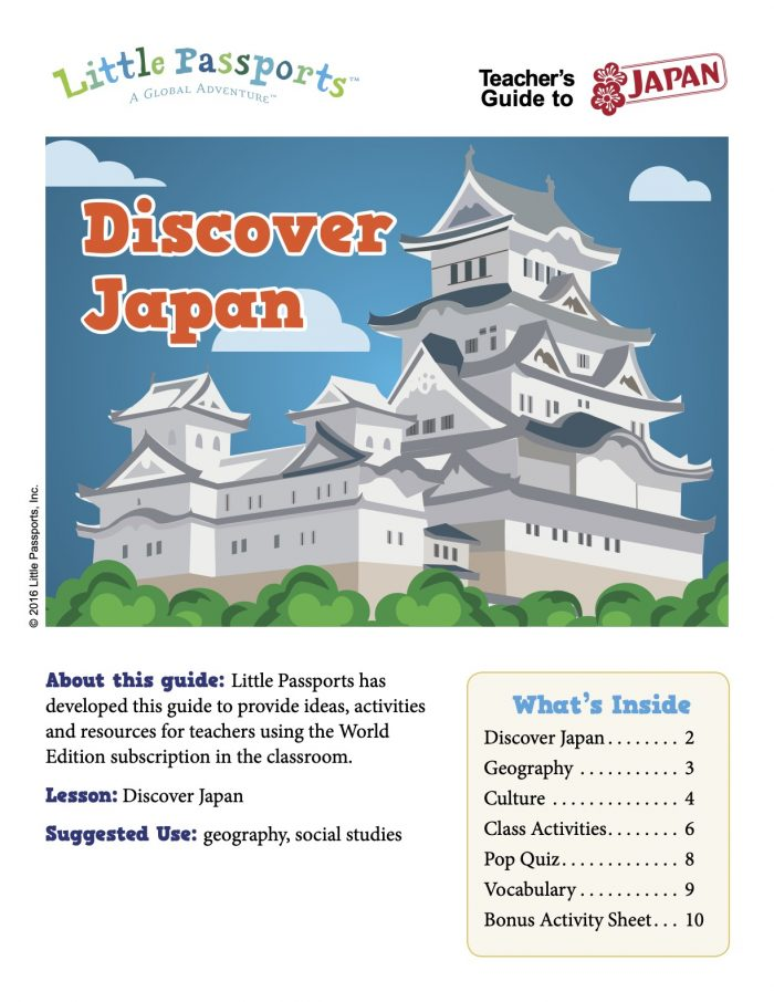 Japan-Teacher-Guide